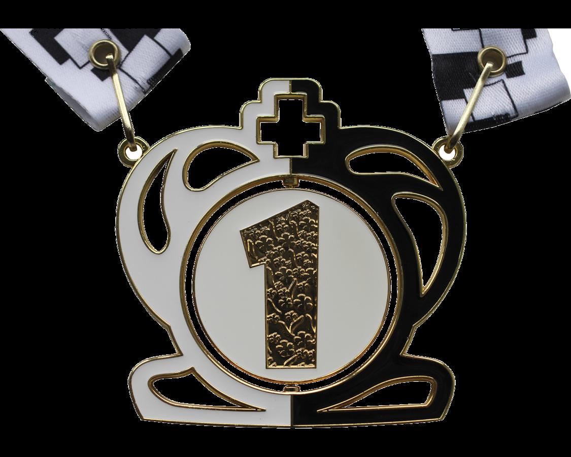 Set of medals King