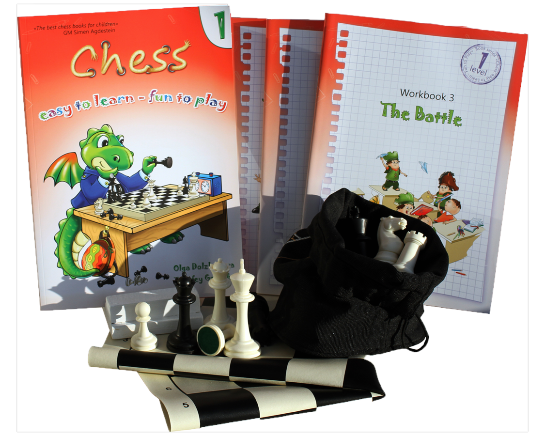 Set NEW to CHESS
