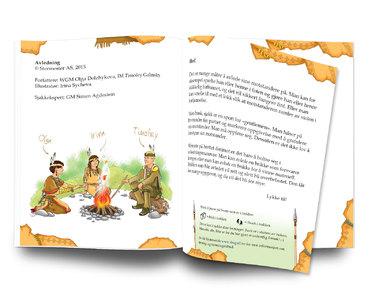 Tactics: Tricks of the Tribes, Workbook Avledning