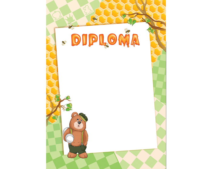 Diploma: Bear