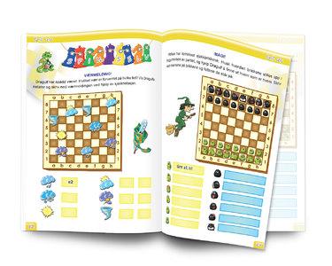 Sjakk: Lett å lære - gøy å spille. Nivå 1 Lærebok 1