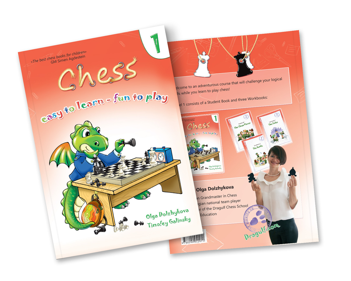 Chess: Easy to Learn - Fun to Play. Level 1 Student Book