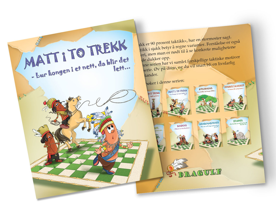 Tactics: Tricks of the Tribes, Workbook Matt i to trekk