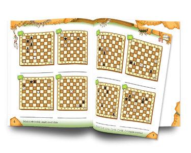Tactics: Tricks of the Tribes, Workbook Matt i ett trekk