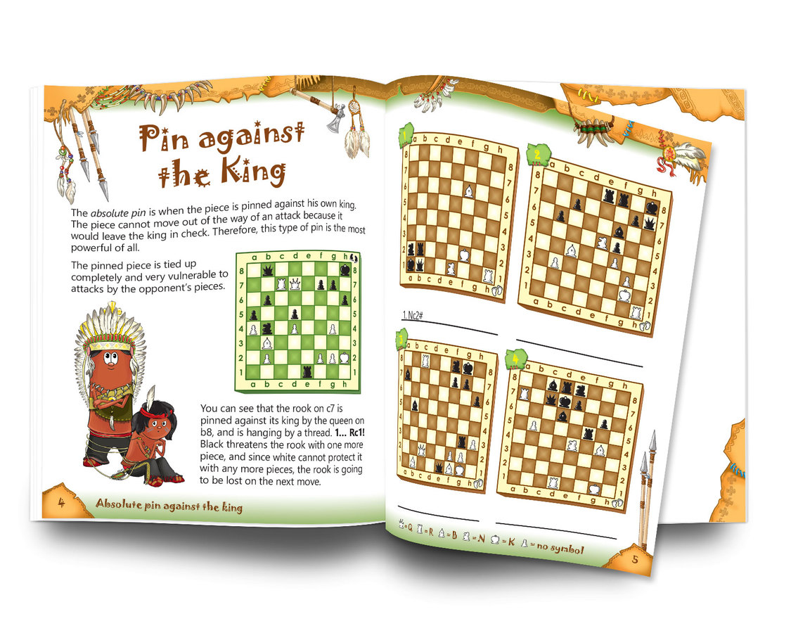 Tactics: Tricks of the Tribes, Workbook Pin