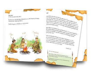 Tactics: Tricks of the Tribes, Workbook Studier