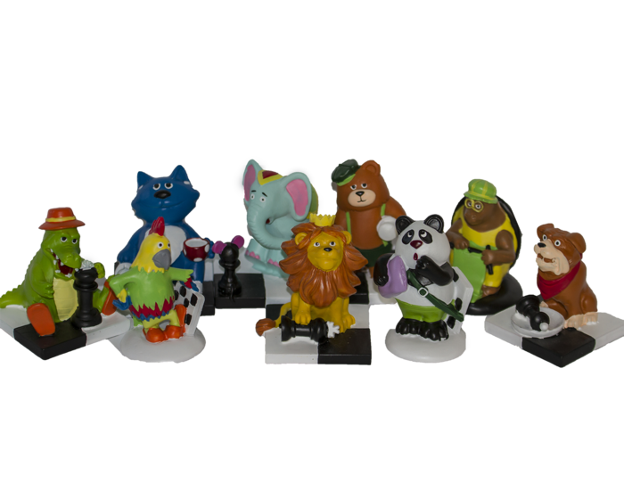 Chess Animals: Set