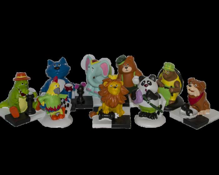 Chess Animals: Set