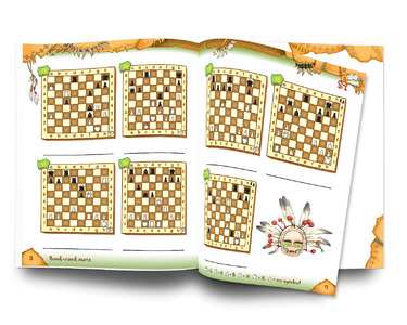 Tactics: Tricks of the Tribes, Workbook Combinations