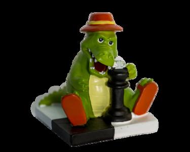 Figurine: Crocodile