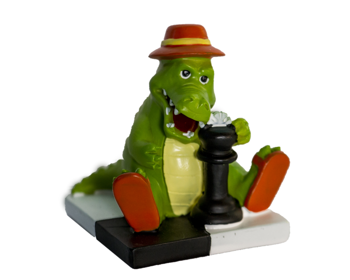 Figurine: Crocodile