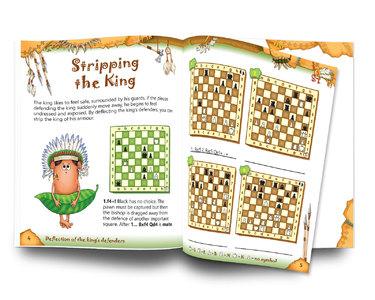 Tactics: Tricks of the Tribes, Workbook Decoy