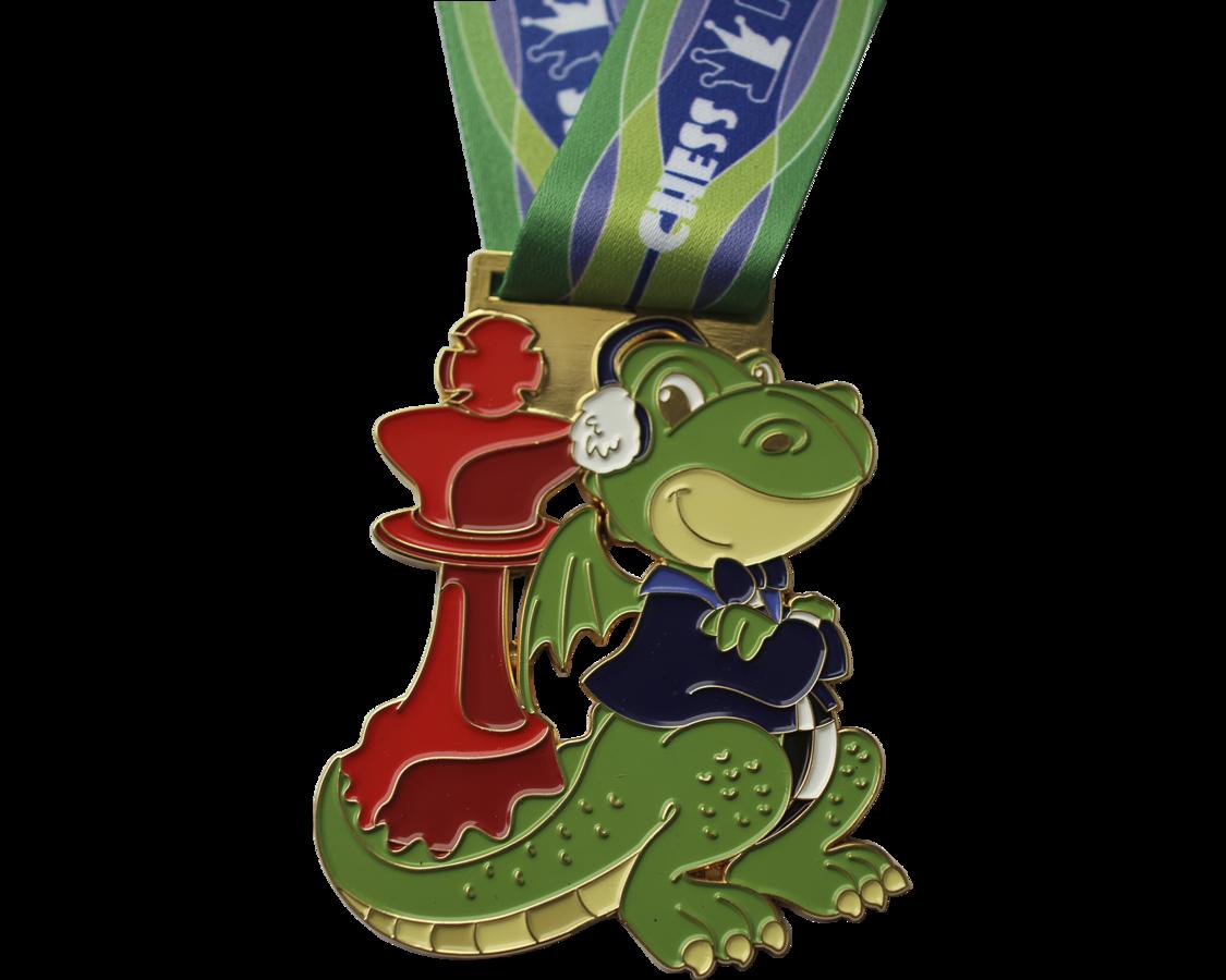 Gold medal Chess Forever