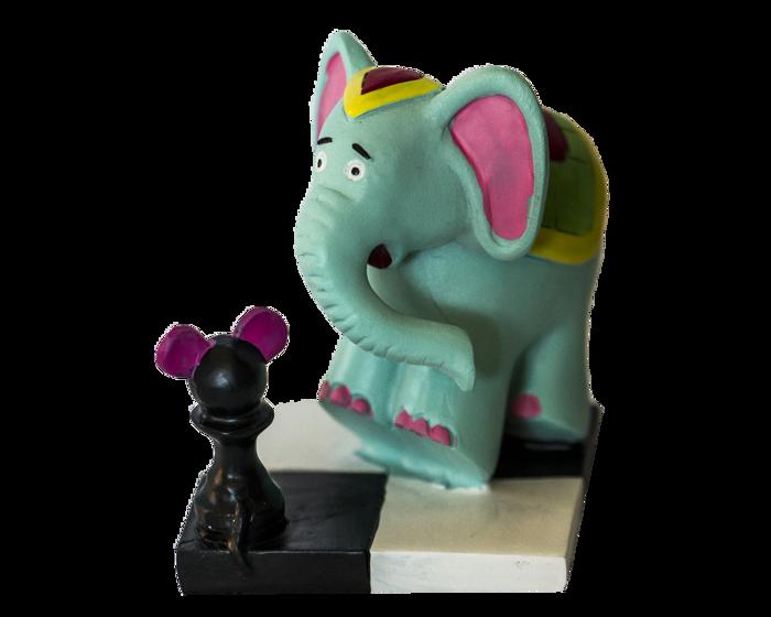 Figurine: Elephant
