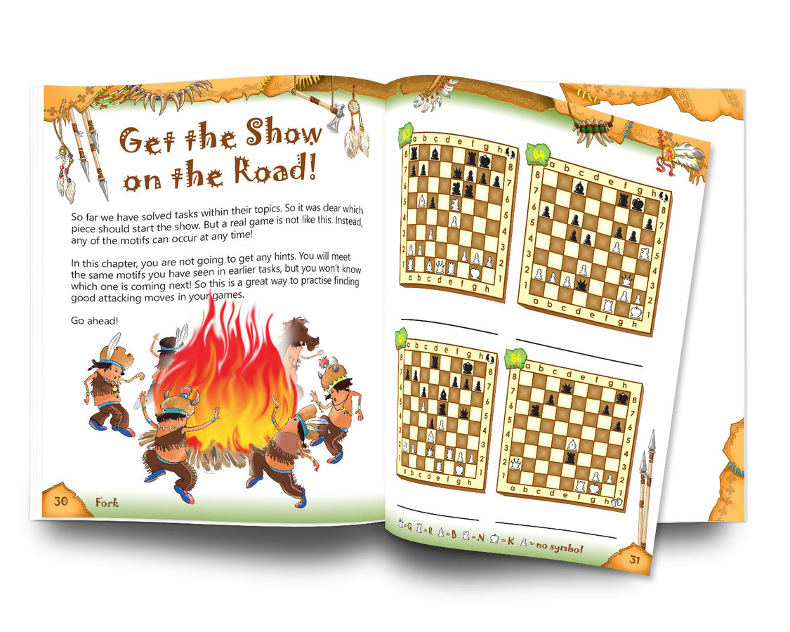 Tactics: Tricks of the Tribes, Workbook Fork