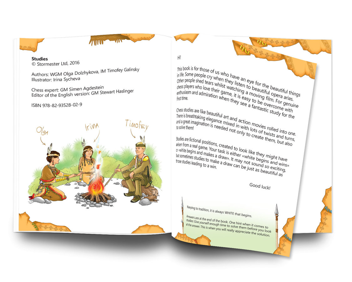 Tactics: Tricks of the Tribes, Workbook Studies