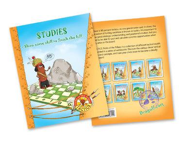 Tactics: Tricks of the Tribes, Set of 8 workbooks