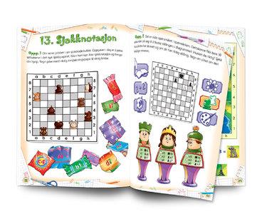 Sjakk: Lett å lære - gøy å spille. Nivå 1 Arbeidsbok 2 Reglene